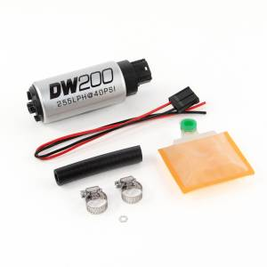 DeatschWerks Fuel Injectors & Pumps - DeatschWerks Fuel Pumps - DeatschWerks - Acura TSX 2004-2014 255LPH DeatschWerks In-Tank Fuel Pump Kit