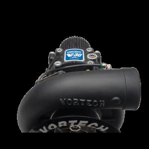 Vortech Superchargers - Head Units Only - Vortech Superchargers - Vortech V-30 112B Supercharger Head Unit Only - Black