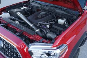 ATI / Procharger Superchargers - Toyota Truck Prochargers - ATI/Procharger - Toyota Tacoma 3.5L 2017-2019 Procharger - HO Intercooled D-1SC Complete Kit