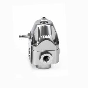 DeatschWerks Fuel Injectors & Pumps - DeatschWerks Fuel Rails  - DeatschWerks - DWR1000c DeatschWerks Fuel Pressure Regulator - Titanium