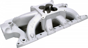 Air Induction - Air Flow Research Intake Manifolds - Air Flow Research - AFR SBF Renegade CNC Port Match Single Plane Aluminum 4150 Intake Manifold