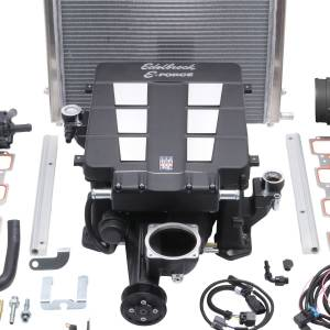 Edelbrock - Dodge Ram 1500 5.7L 2009-2014 Edelbrock Stage 1 Complete Supercharger Intercooled Kit With Tune