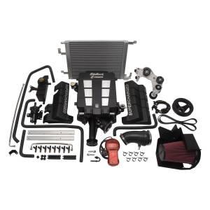 Edelbrock - Chrysler/Dodge 5.7L 2009-2010 Edelbrock Stage 1 Complete Supercharger Intercooled Kit With Tune