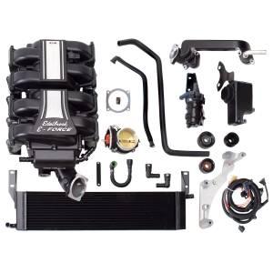 Edelbrock - Ford Mustang 4.6L 2005-2009 Edelbrock Stage 2 Supercharger Intercooled Pro Tuner Kit