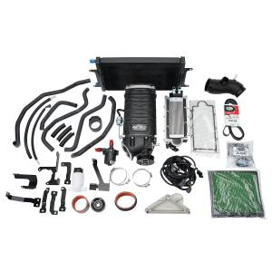 Edelbrock - Chevy Colorado GMC Canyon 3.6L V6 2017-2021 Edelbrock Stage 1 Complete Supercharger Intercooled Kit Without Tune