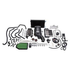 Jeep Wrangler JK 3.6L 2015-2018 Edelbrock Stage 1 Complete Supercharger Intercooled Kit With Tune