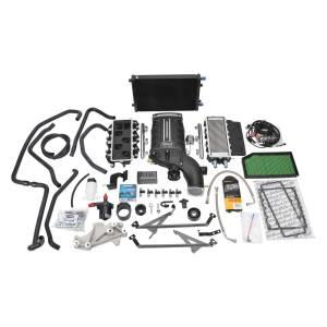 Jeep Wrangler JL & Gladiator JT 3.6L 2018-2020 Edelbrock Stage 1 Complete Supercharger Intercooled Kit With Tune