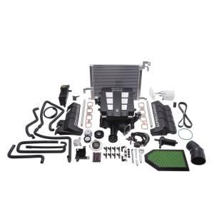 Edelbrock - Chrysler/Dodge 5.7L HEMI 2011-2014 Edelbrock Stage 1 Complete Supercharger Intercooled Kit With Tune