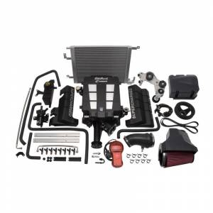 Jeep Grand Cherokee SRT 6.4L 2012-2014 Edelbrock Stage 1 Complete Supercharger Intercooled Kit With Tune