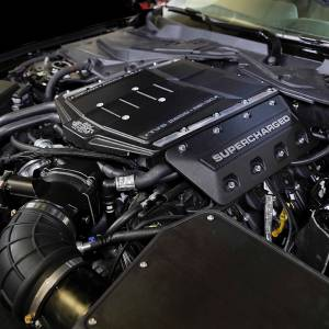 Edelbrock - Chevy/GMC/Cadillac Truck SUV Gen V6.2L 2014-2020 Edelbrock Stage 1 Complete Supercharger Intercooled Kit Without Tune