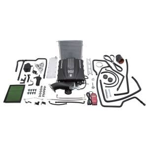 Edelbrock - ChevySilveradoGMC Sierra 4.8L 5.3L 2007-2013 Edelbrock Stage 1 Complete Supercharger Intercooled Kit With Tune