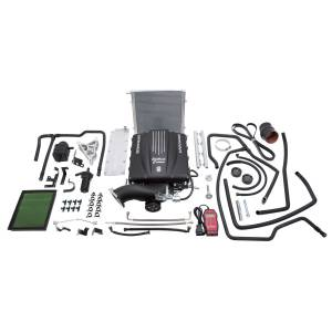 Edelbrock - ChevySilveradoGMC Sierra 4.8L 5.3L 2007-2013 Edelbrock Stage 1 Complete Supercharger Intercooled Kit Without Tune