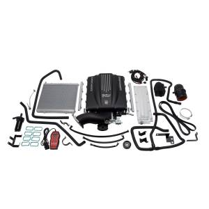 Edelbrock - ChevySilveradoGMC Sierra 6.2L 2007-2013 Edelbrock Stage 1 Complete Supercharger Intercooled Kit With Tune