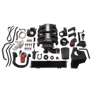 Edelbrock Superchargers - Ford Edelbrock Superchargers - Edelbrock - Ford F-150 5.4L 2004-2008 Edelbrock Stage 1 Complete Supercharger Intercooled Kit With Tune