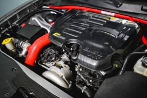 Dodge Charger 3.6L 2015-2017 Intercooled V3 Si RIPP Supercharger Kit - Black