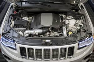 RIPP Superchargers - Dodge/Jeep Truck RIPP Superchargers - Ripp Superchargers - Jeep Grand Cherokee 5.7L HEMI 2015 Intercooled V3 Si RIPP Supercharger Tuner Kit - Silver