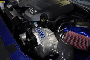 ATI / Procharger Superchargers - Dodge Challenger Prochargers - ATI/Procharger - Dodge Challenger V6 3.6L 2015-2020 Procharger - HO Intercooled P-1SC-1 / P-1X Tuner Kit