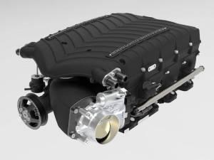 Whipple Superchargers - Charger Whipple Superchargers - Whipple Superchargers - Whipple Dodge Charger HEMI SRT8R/T6.4L 2011-2014 Gen 5 3.0L Supercharger Intercooled Kit - No Flash Tuner