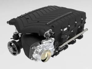 Whipple Superchargers - Charger Whipple Superchargers - Whipple Superchargers - Whipple Dodge Charger HEMI SRT8R/T6.4L 2018-2021 Gen 5 3.0L Supercharger Intercooled Kit - No Flash Tuner