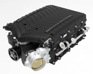 Whipple Superchargers - Charger Whipple Superchargers - Whipple Superchargers - Whipple Dodge Hellcat 6.2L 2015-2021 Gen 5 3.0L Stage 1 Supercharger Intercooled Competition Kit