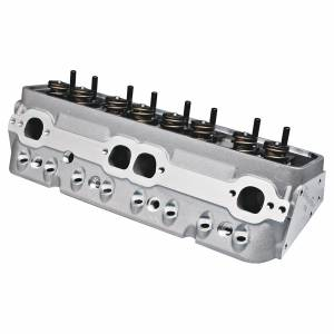 """TFS Cylinder Heads - Small Block Chevy - Super 23 Street/Strip Cylinder Heads for Small Block Chevrolet - Trickflow - Trickflow Super 23 Cylinder Heads, SB Chevy, 195cc Intake, CNC Ported 72cc Chambers, 1.460"""" Dual Springs"""