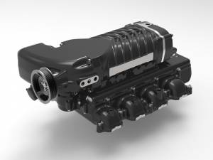 Whipple Gen 4 2.9L Supercharger Intercooled Complete Kit Toyota Sequoia 5.7L 2007-2013 - Non Flex Fuel