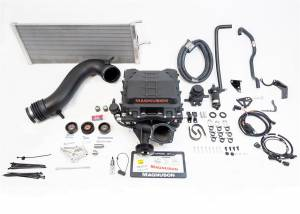 Magnuson Superchargers - GMC Magnusons - Magnuson Superchargers - GMC Sierra 1500 2014-2018 6.2L V8 Magnuson - TVS2650 Supercharger Intercooled Kit