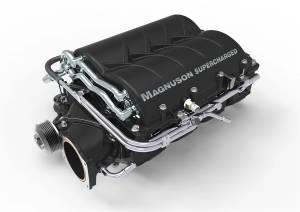 Cadillac CTS-V 2009-2014 6.2L V8 Magnuson - TVS2300 Heartbeat Supercharger Intercooled Tuner Kit