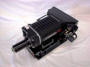 "Whipple Chevy Small Block 4"" Intake Manifold 8 Bolt Vortec"