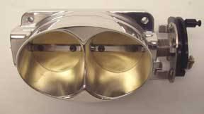 Accufab Throttle Bodies - Accufab - Mustang Cobra, Bullitt & Mach 1 - Accufab Racing - Accufab 99-01 Mustang Cobra / 03-04 Mach 1 Throttle Body