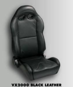 VX2000 Black Leather