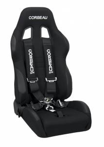 Seat with Camlock installed