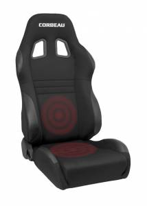 Interior - Corbeau - Corbeau Seat Heaters