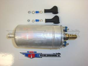 TRE 255 LPH Fuel Pumps - Universal External Inline Fuel Pumps - TRE - TREperformance - Universal External Inline 255 LPH Fuel Pump