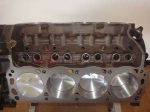 Ford 347 Stroker Performance Short Block