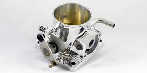 Accufab Throttle Bodies - Accufab - Mustang 86-93 - Accufab Racing - Accufab 75mm 86-93 Mustang 5.0L Throttle Body