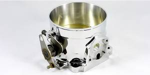 Accufab Throttle Bodies - Accufab - Mustang 86-93 - Accufab Racing - Accufab 105mm 86-93 Mustang 5.0L V-band Throttle Body