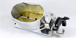 Accufab Throttle Bodies - Accufab - Mustang Cobra, Bullitt & Mach 1 - Accufab Racing - Accufab 03-04 Mustang Cobra Oval Throttle Body ONLY