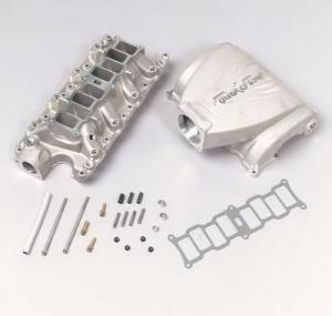 Air Induction - Trick Flow Specialties Intake Manifolds - Trickflow - Trick Flow R-Series Intake Manifold for Ford 5.0L Bare 90mm
