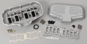 Trickflow - Trick Flow Box-R-Series Intake Manifold Ford 302 5.0L Silver