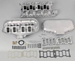 Air Induction - Trickflow - Trick Flow Box-R-Series Intake Manifold Ford 302 5.0L Bare