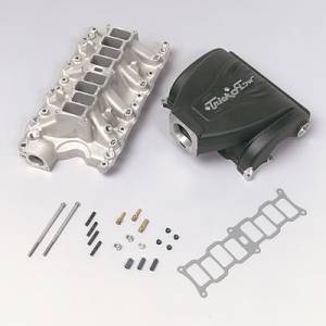 Air Induction - Trick Flow Specialties Intake Manifolds - Trickflow - Trick Flow R-Series Intake Manifold Ford 351W 75mm Black