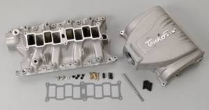 Air Induction - Trick Flow Specialties Intake Manifolds - Trickflow - Trick Flow R-Series Intake Manifold Ford 351W 75mm Bare
