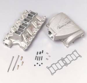 Air Induction - Trick Flow Specialties Intake Manifolds - Trickflow - Trick Flow R-Series Intake Manifold Ford 351W 90mm Bare