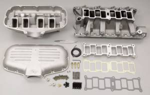 Air Induction - Trick Flow Specialties Intake Manifolds - Trickflow - Trick Flow Box-R-Series Intake Manifold Ford 351w Bare