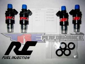 RC Engineering Fuel Injectors - Acura Fuel Injectors - RC Engineering  - RC Engineering - Acura Integra 310cc Fuel Injectors 1986-1991