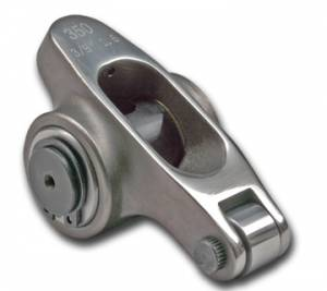 Roller Rockers - Ford Roller Rockers - TREperformance - TRE 1.6 Ratio 7/16 Ford Stainless Steel Roller Rockers