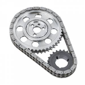 Valvetrain - Timing Chains - Trickflow - Trick Flow Billet Timing Set SBC