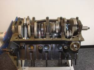 Ford 351w 408ci Stroker Performance Short Block