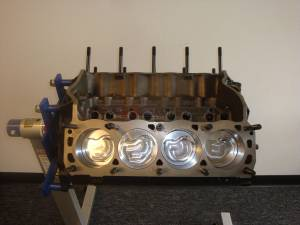 Short Blocks - Ford Short Blocks - TREperformance - Ford 357w Performance Short Block